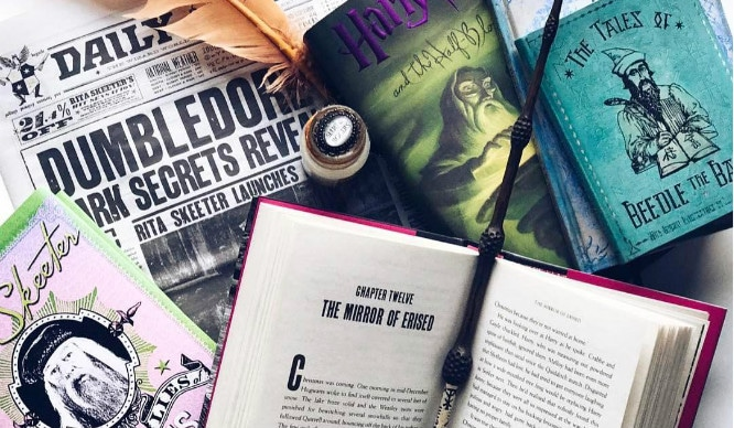 Prepare To Be Stupefied! This Harry Potter Book Club Will Bring You Right Back To Hogwarts