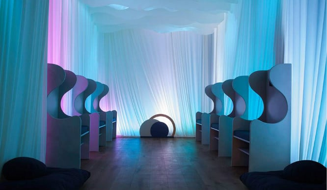 A Drop-In Meditation Studio Is Opening Today To Calm Down Stressed Out Londoners!