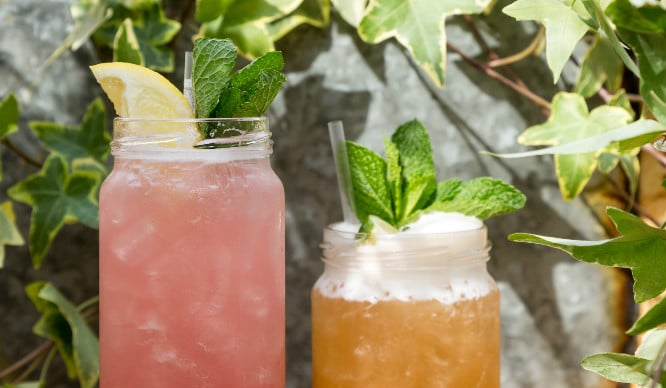 A Nordic-Inspired Rooftop Has Opened Above Oxford Street And There's Coin-Operated Cocktails!