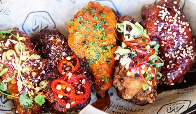 The Chicken Wing Festival Is Returning To London With Its Famous £1 Wings