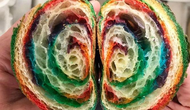 Make Way For London's Newest Rainbow Food Craze…