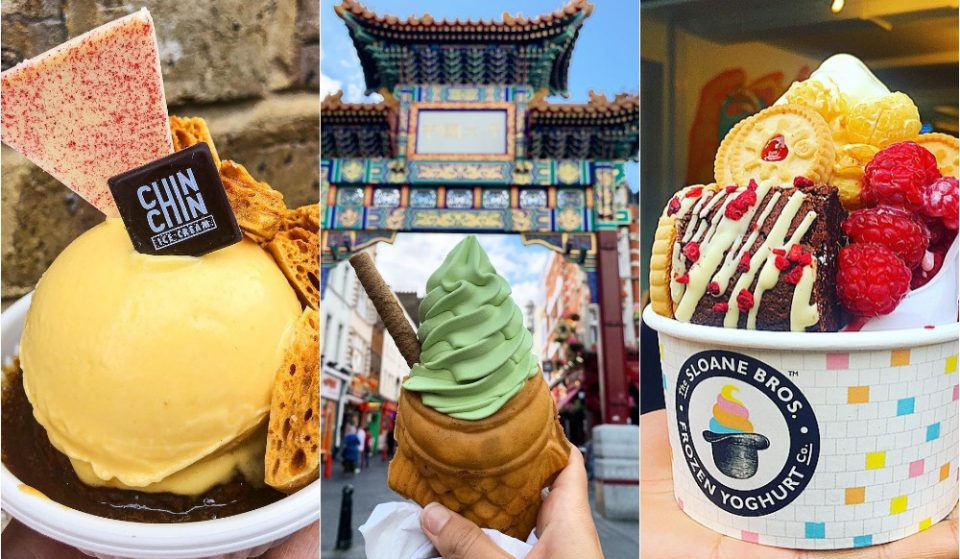 16 Delicious Ice Cream Parlours In London To Cool You Down This Summer