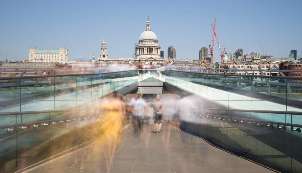 A Late Summer Heatwave Will Bring 29°C Temperatures To London This Week