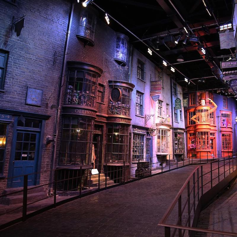 Harry Potter's London: 9 Spellbinding Places Potterheads Will Love