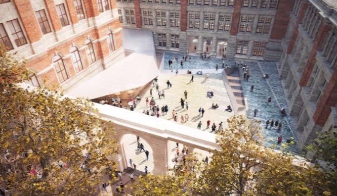 The V&A Is Building A Fancy New Quarter And It's Being Unveiled This Week