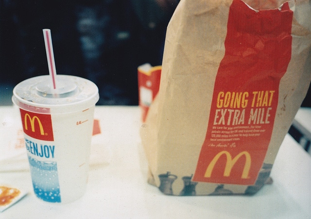 McDonalds Now Do Delivery In London – To These Lucky Areas