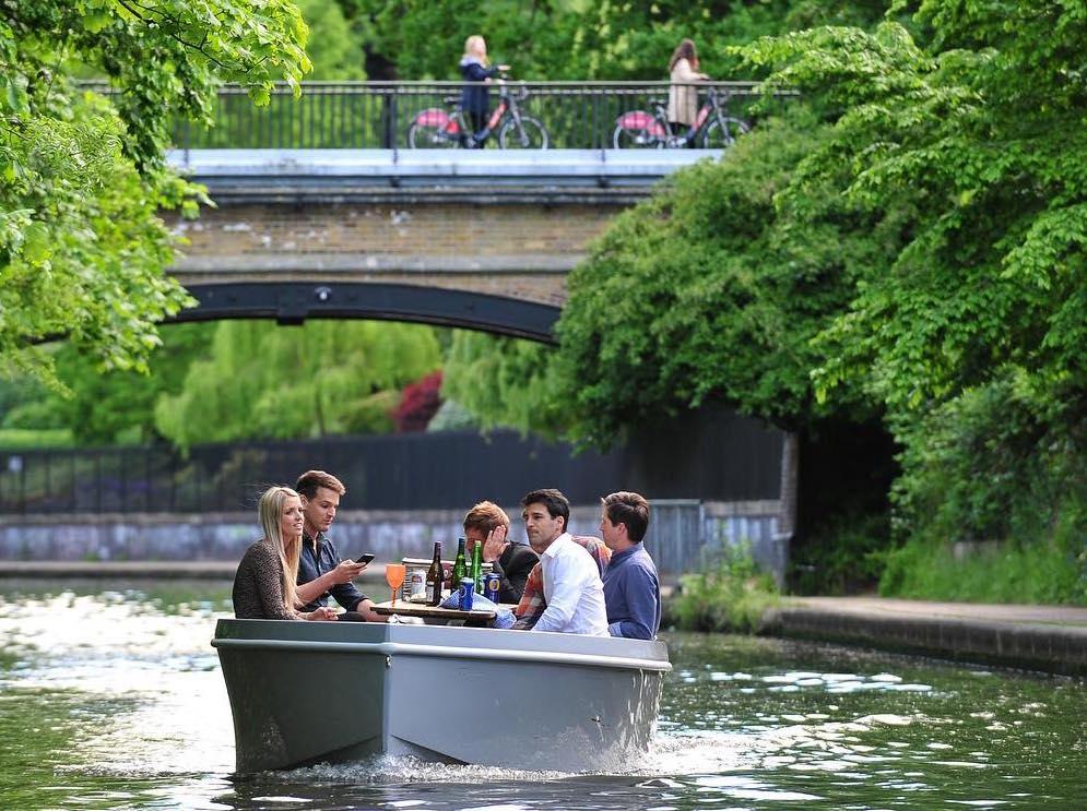 London boat hire - GoBoat LDN