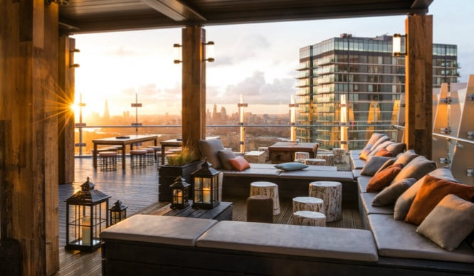4 Brilliant Brunch Spots That Boast Amazing Views Of London