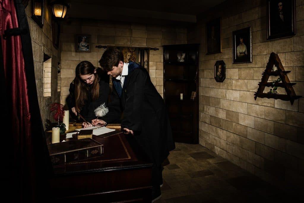 Potter-Spiel