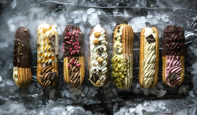 Frozen Éclairs Are Back And Our Entire Summer Has Been Made
