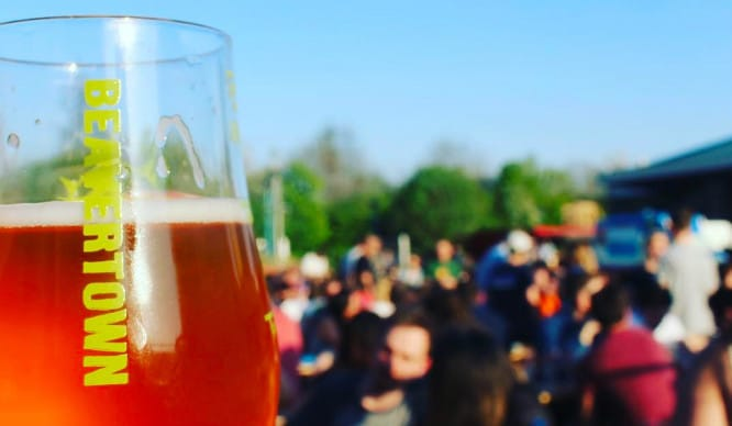 There's A Big Beer Festival Happening At Beavertown Brewery This Weekend
