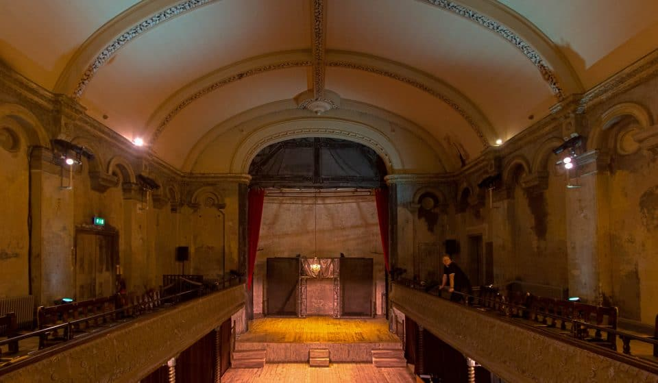 This Gorgeous Victorian Music Hall Is Hosting A Free Vintage Fair