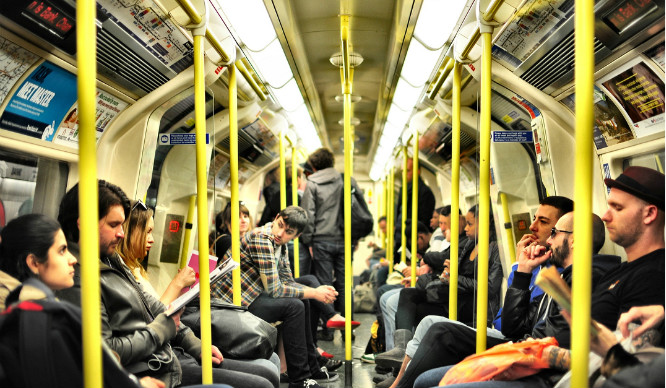 Science Has Revealed London's Hottest Underground Line