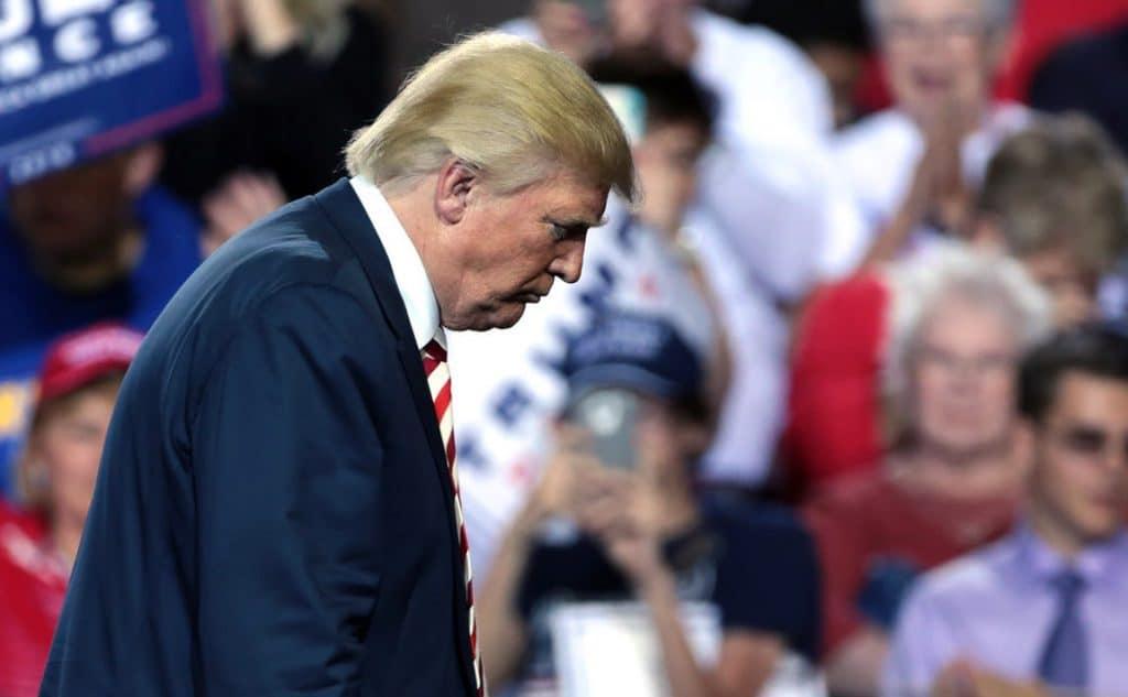 Donald Trump cancels UK visit