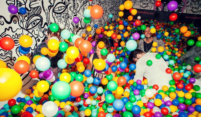 London's Ball Pit Bigwigs Have Opened A Second Venue In Shoreditch