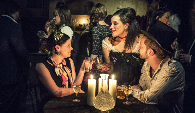 Eat And Drink Your Way Around London Dungeon At Their Adults-Only Event