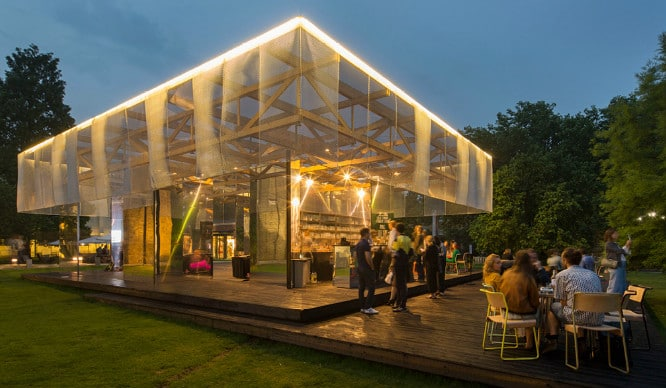 Here's What You Need To Know About Dulwich's New Summer Pavilion