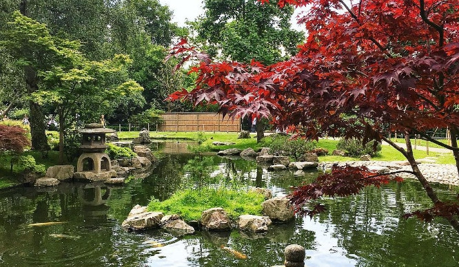10 Floral Gardens So Stunning You'll Forget You're In London