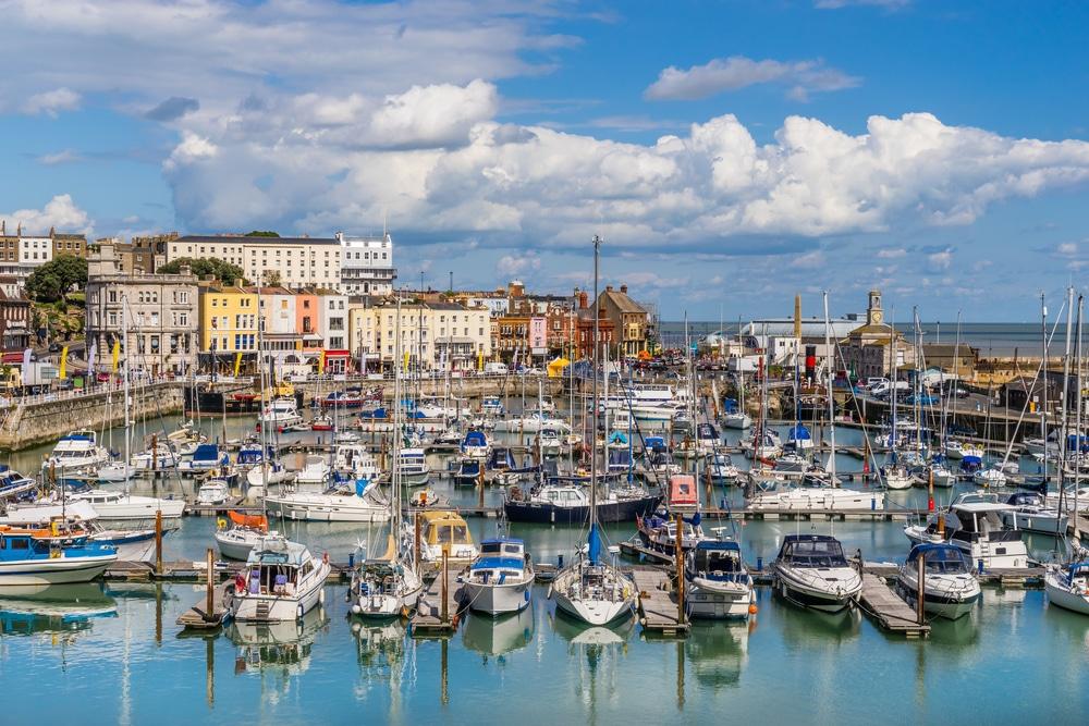Seaside towns