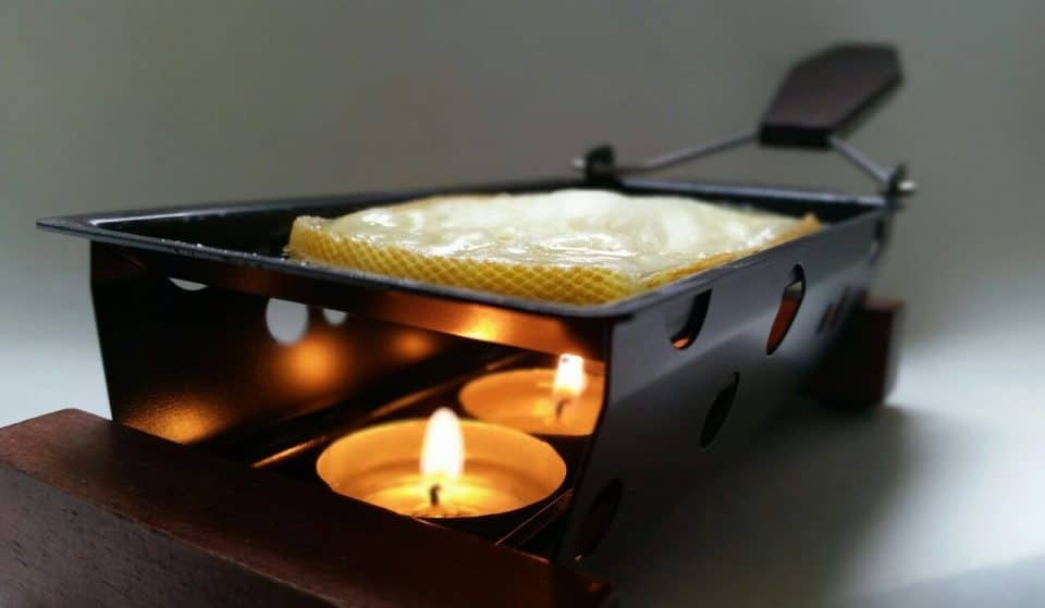 A Pop-Up Raclette Bar Is Delivering Melt-Your-Own-Cheese Kits To South Londoners