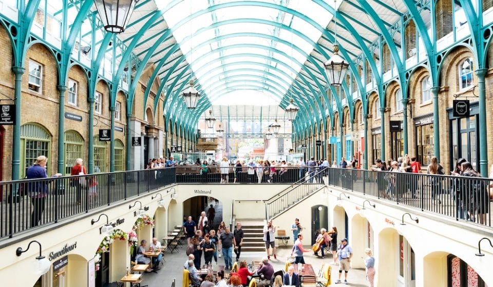 62 Awesome Things To Do In Covent Garden