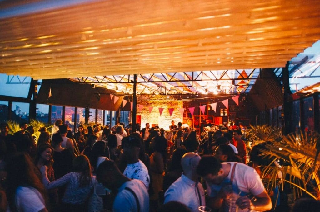 Celebrate National Tequila Day With Free Cocktails And Live Music On A Dalston Rooftop
