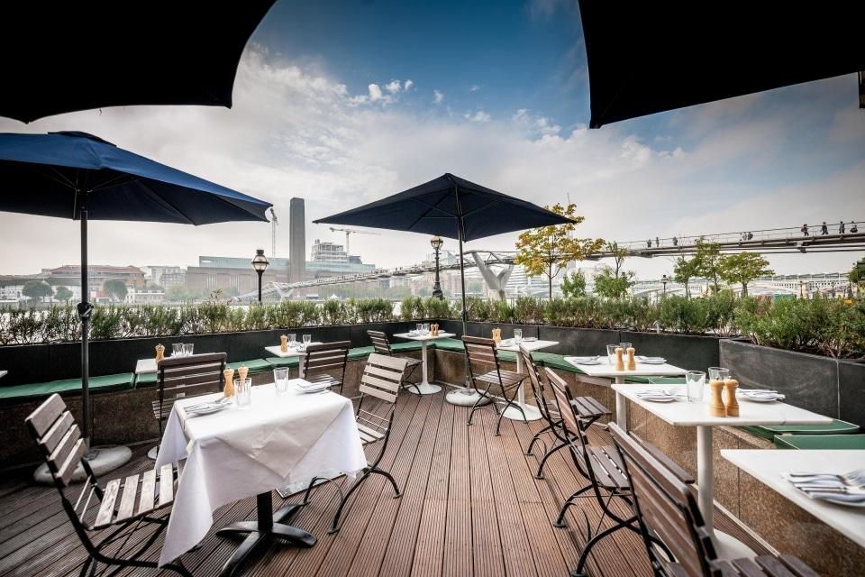 10 Of The Best Restaurants Near Tate Modern Secret London