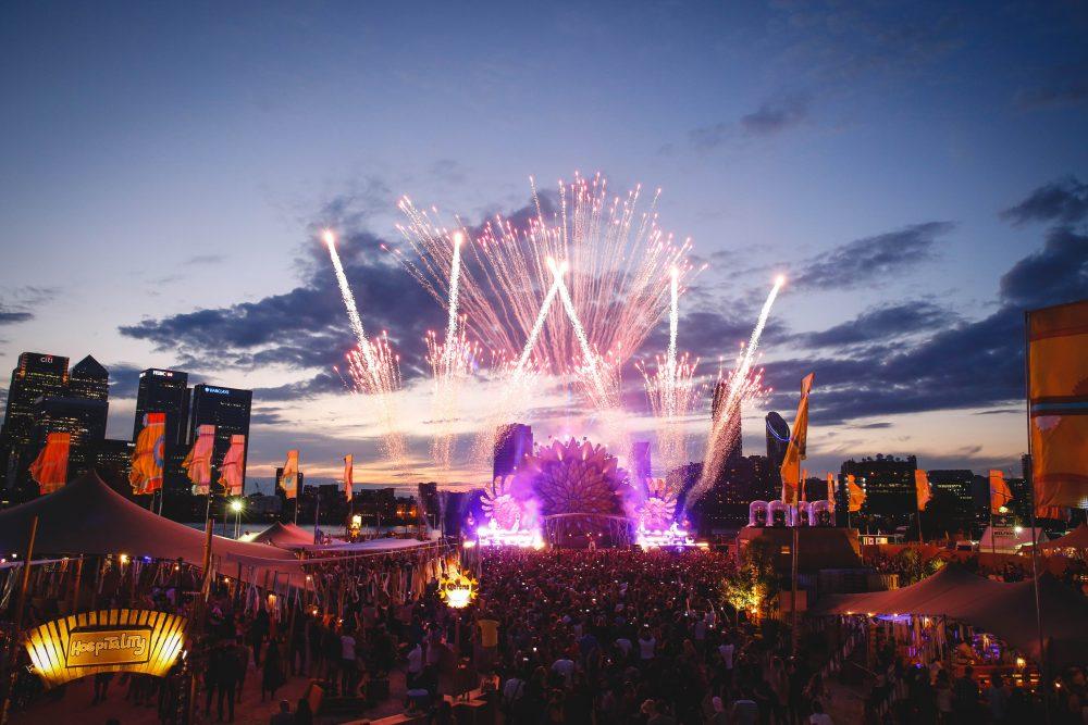 Corona SunSet Festival - Greenwich