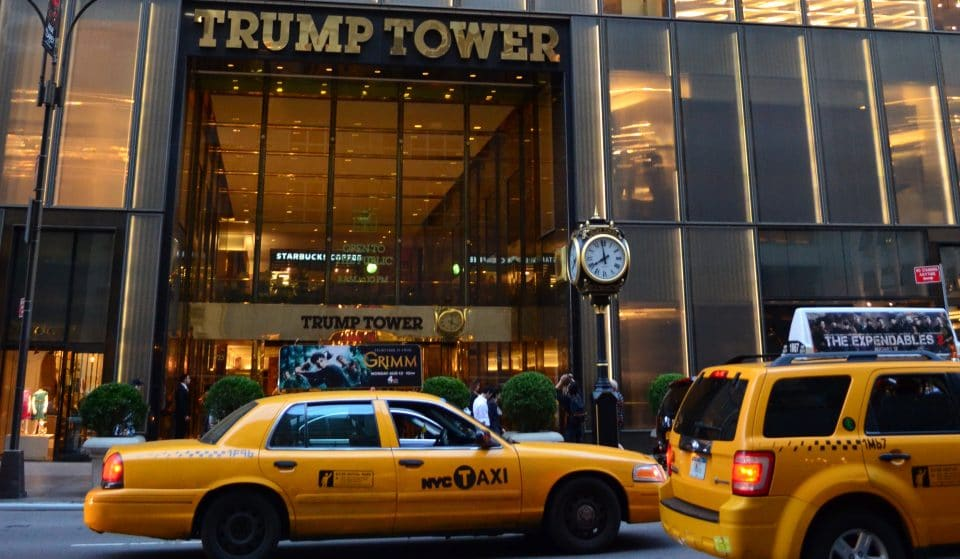 A Trump Tower-Themed Bar Is Opening In Shoreditch