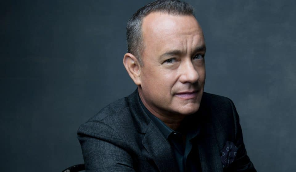 Tom Hanks Is Joining The Line Up For London's Literary Festival