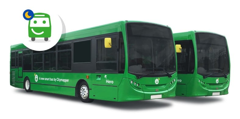 Citymapper Are Launching A Night Bus For East London Party People