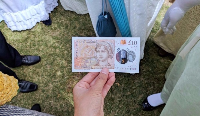 This New Exhibition Is Honouring Jane Austen Before Her £10 Note Debut