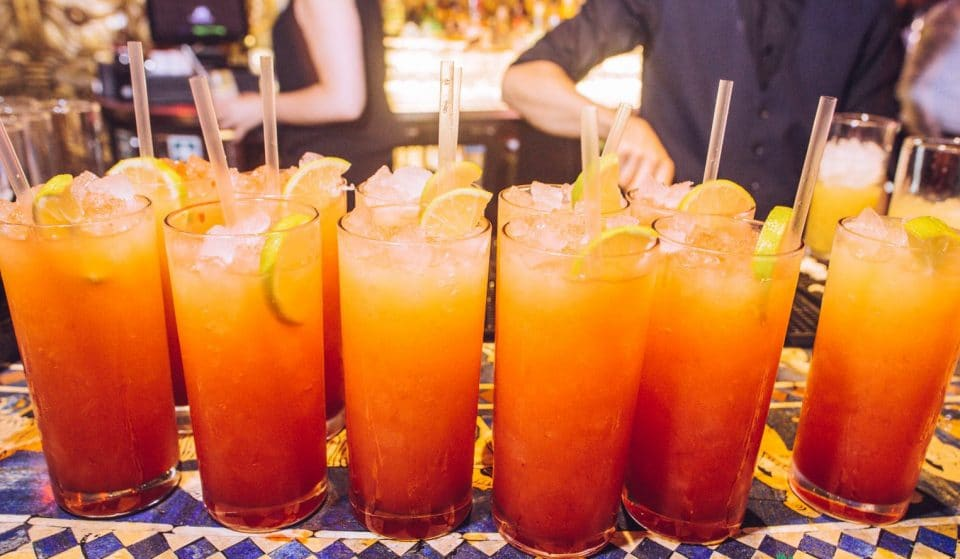 This Jamaican Bottomless Brunch Feast Really Packs A Punch