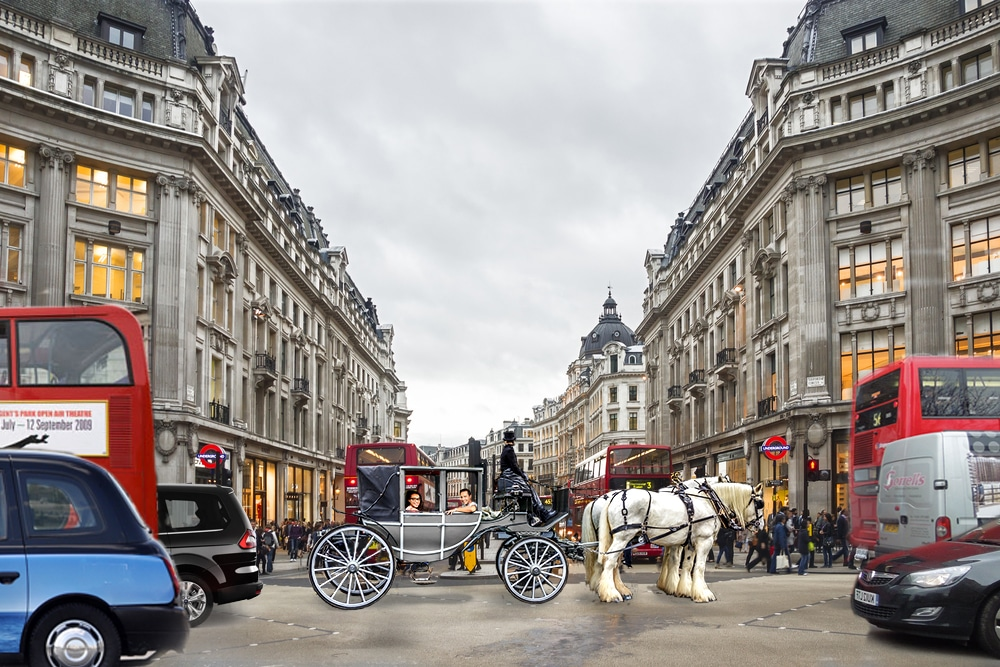 Horse and Cart London