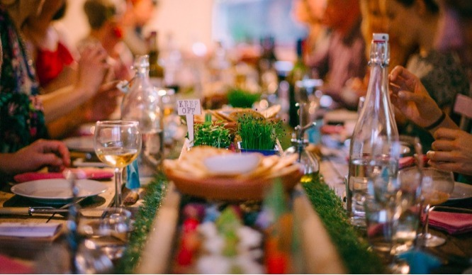 Banquet Like Toad Of Toad Hall At The Latest BYOB Literary Supper Club