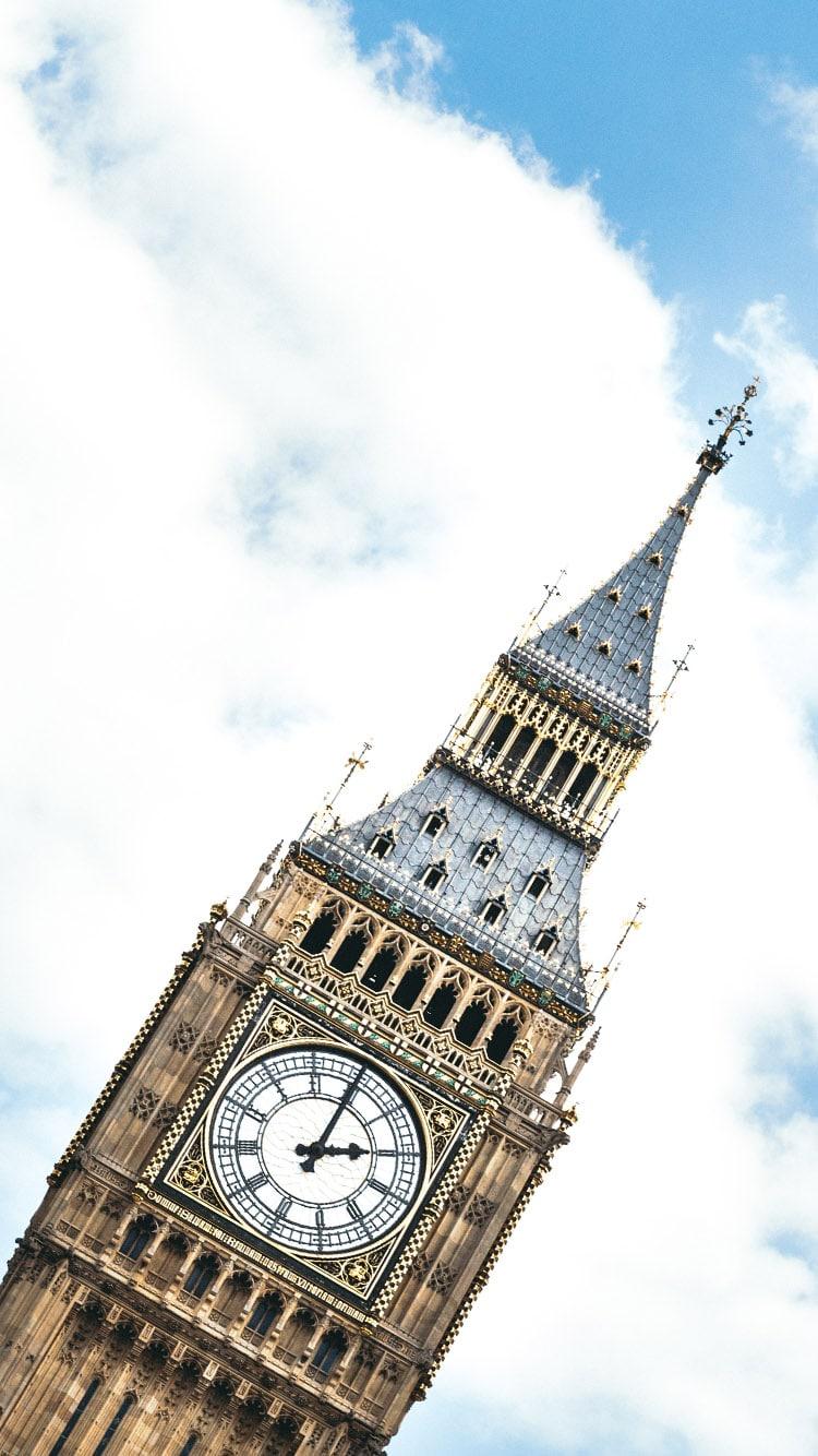 Download Big Ben iPhone wallpaper