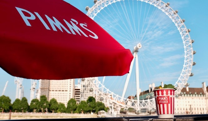 The Loveliest Places To Enjoy A Pimm's This Summer