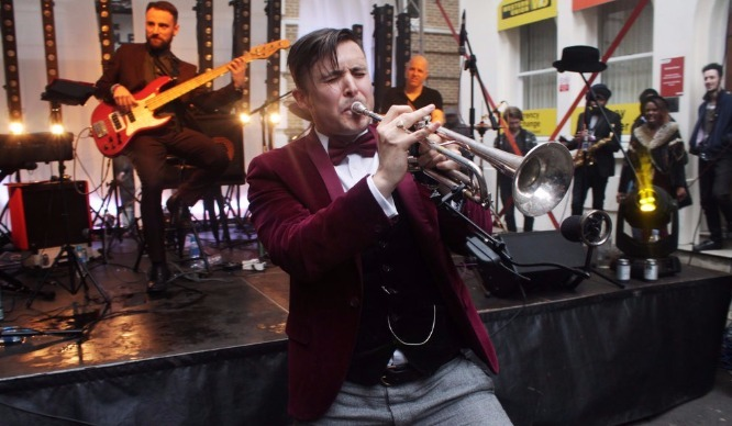 Soho's Secret Jazz Club Is Throwing An All-Day Street Party