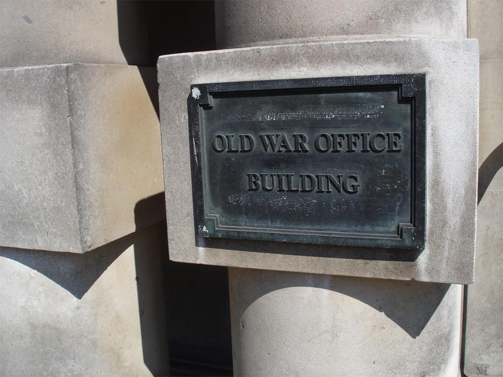 war-office