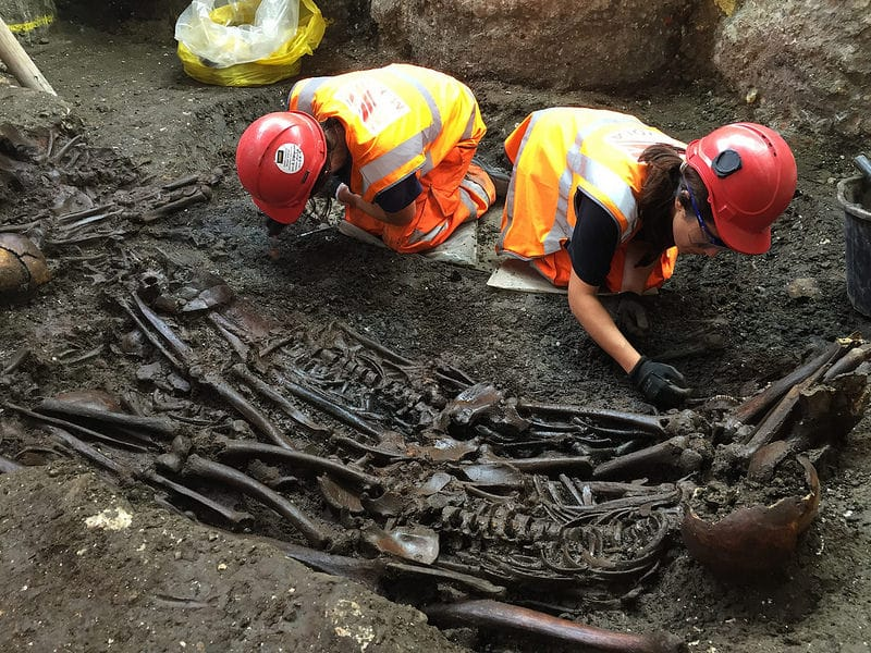 Skeletons Crossrail