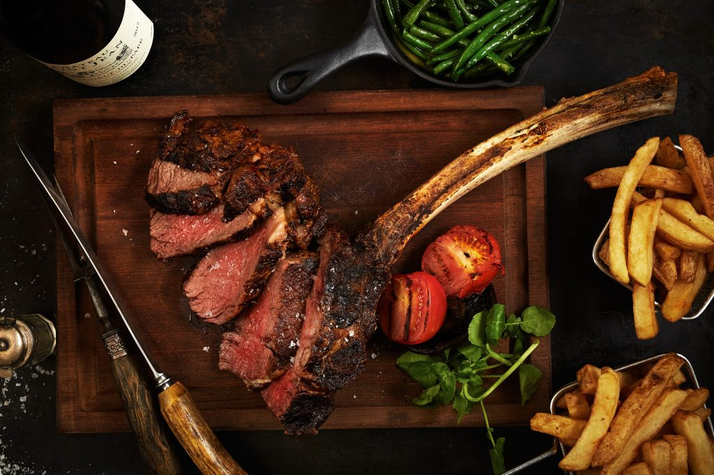 Yo Carnivores, Make Your Way To Farringdon Because This Restaurant's Got Beef
