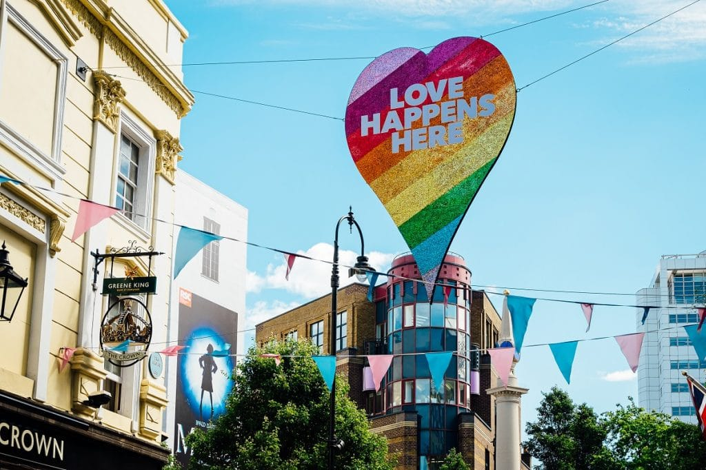 how london is celebrating pride month