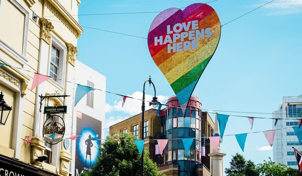 28 Fabulous Ways London Is Celebrating Pride Month
