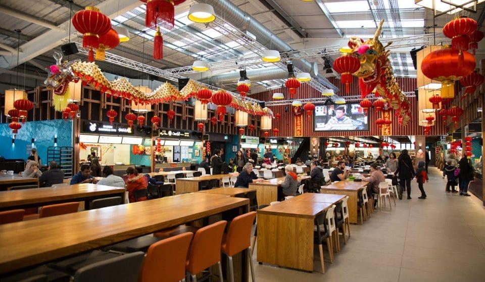 London's Biggest Asian Food Hall Might Just Rival Chinatown • Bang Bang Oriental