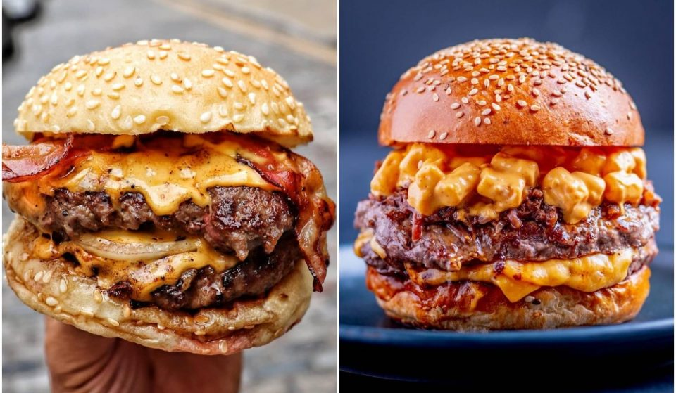 15 Of London's Most Drool-Worthy, Food Coma-Inducing Burgers