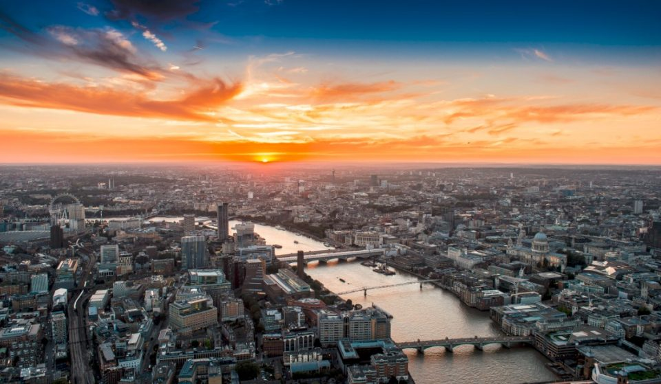 These Secret Pop-Ups Will Have You Gawping At London's Sunsets