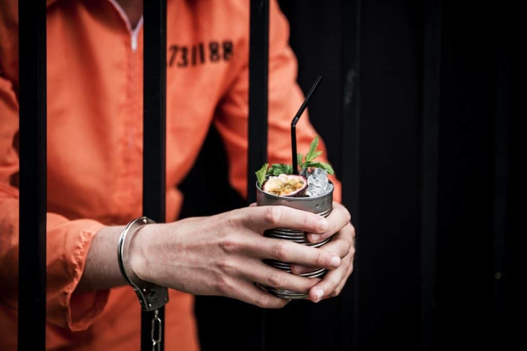 There's A Prison-Themed Cocktail Bar Coming To London