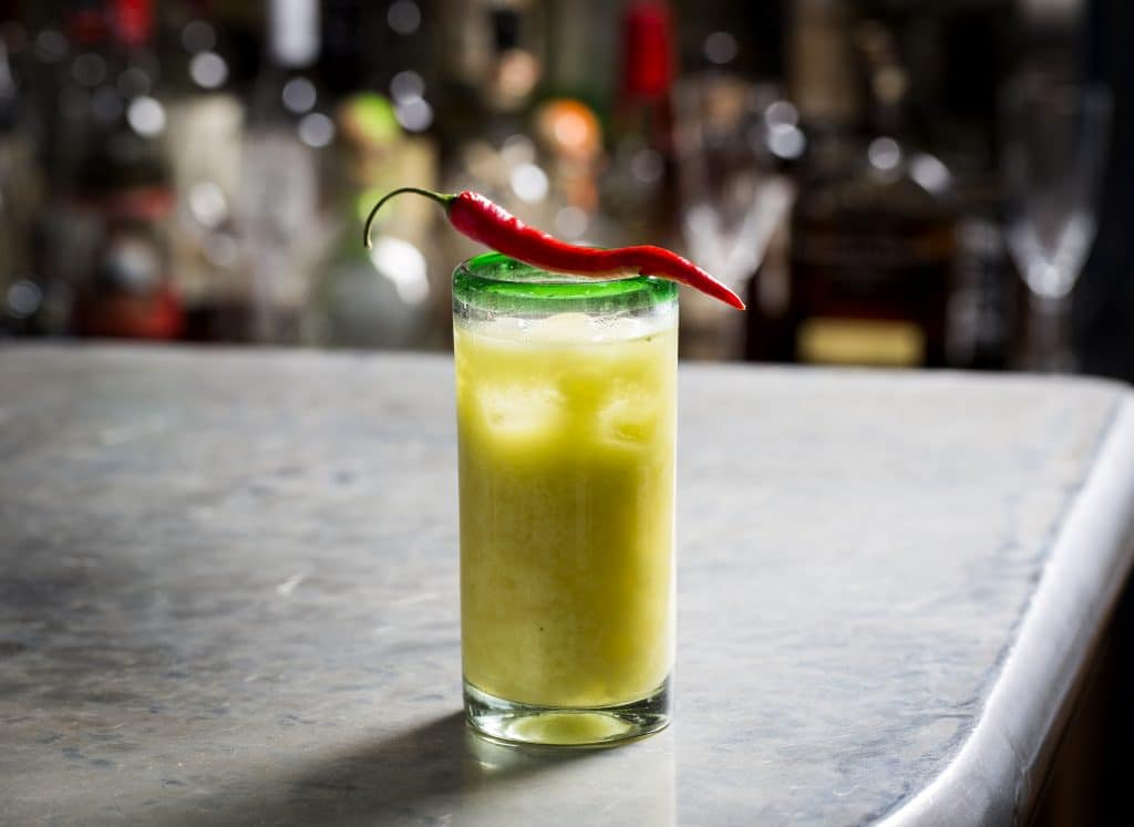 The Ultimate Millennial Drink? Avocado Lovers Can Now Try Guacamole Cocktails