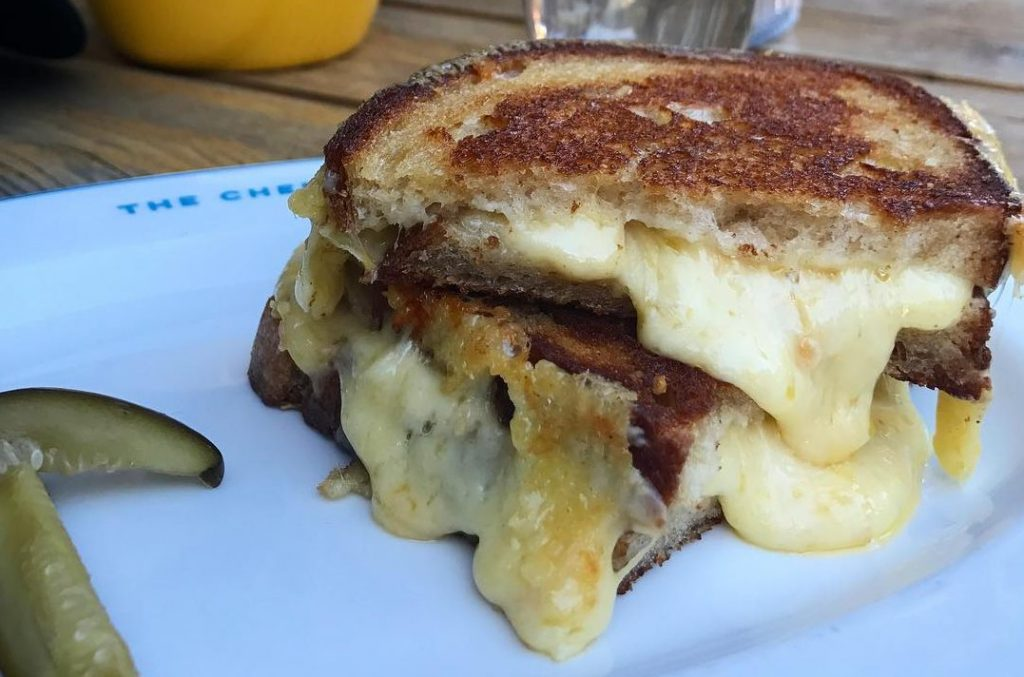 London's First Grilled Cheese Championship Is Coming To Camden