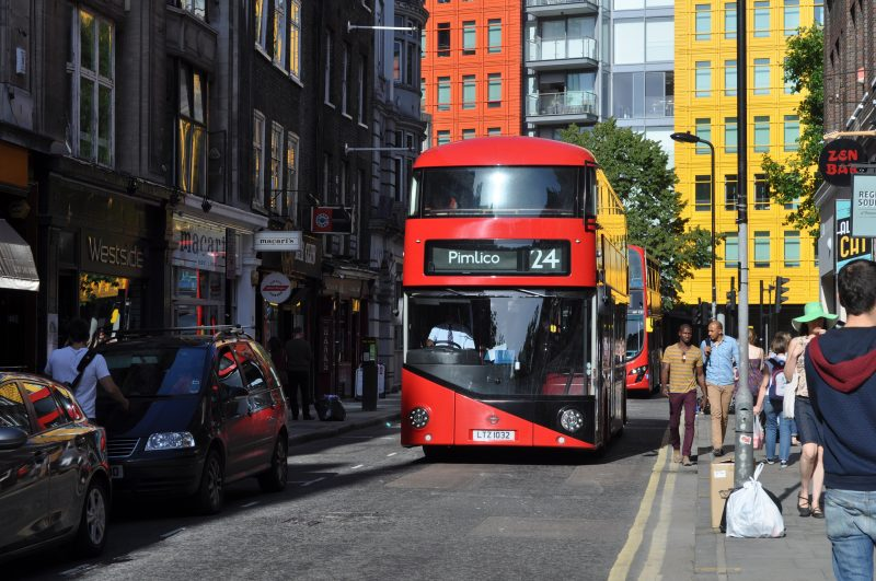 TfL Is Trialling A New Bus Announcement And It's Fair To Say Londoners Are FURIOUS